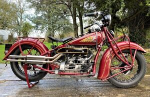 1937 Indian Four 437