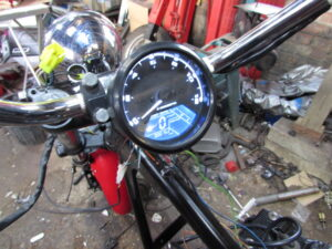 Junkyard custom chinese speedo