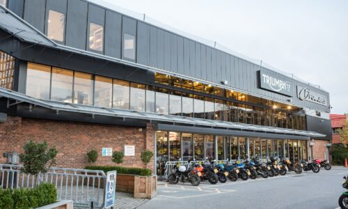 Triumph Trident Tour coming to Bristol