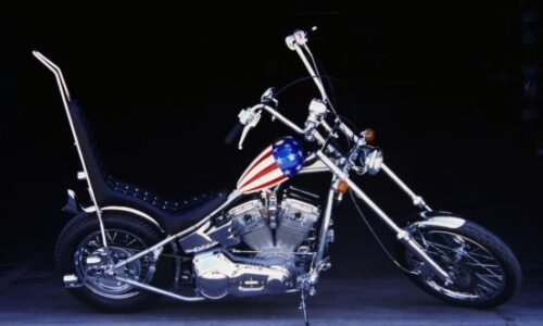 Easy Rider Chopper Comes to Auction