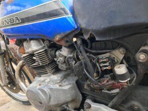 Honda CB250N Superdream