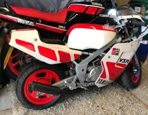 Yamaha YSR80 Gag Bike