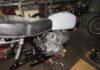 Suzuki GT250 restoration