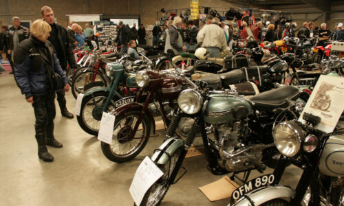 Ardingly Summer Classic Bike Show on 25th July