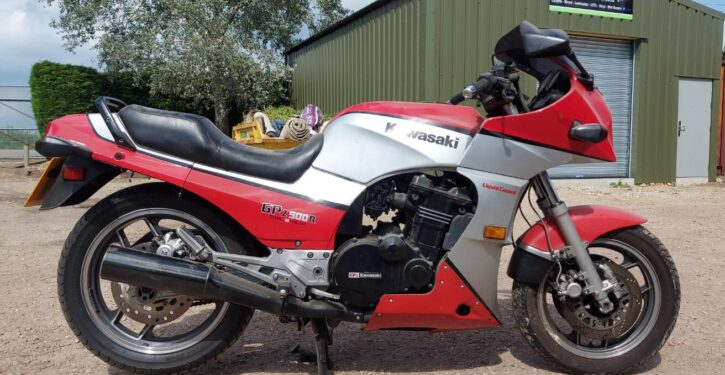 Kawasaki GPz900R