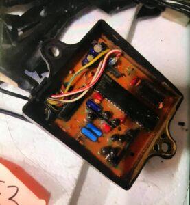 Yamaha RD350 YPVS Wiring Loom