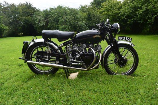 1953 VINCENT BLACK SHADOW
