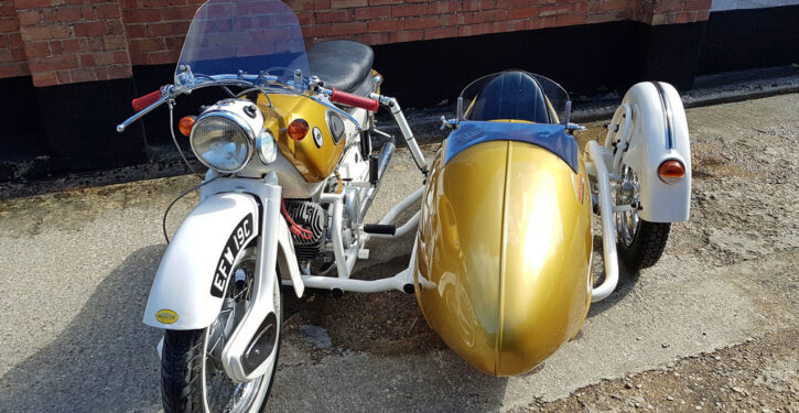 Facelift for Watsonian's oldest sidecar
