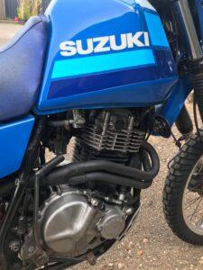 Suzuki DR600
