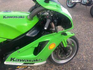 Kawasaki ZXR750J
