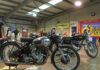 The South of England Classic Bikejumble & Show returns to the Ardingly showground