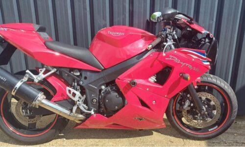 Triumph Daytona 600 2004